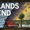 Plakat Lands End I